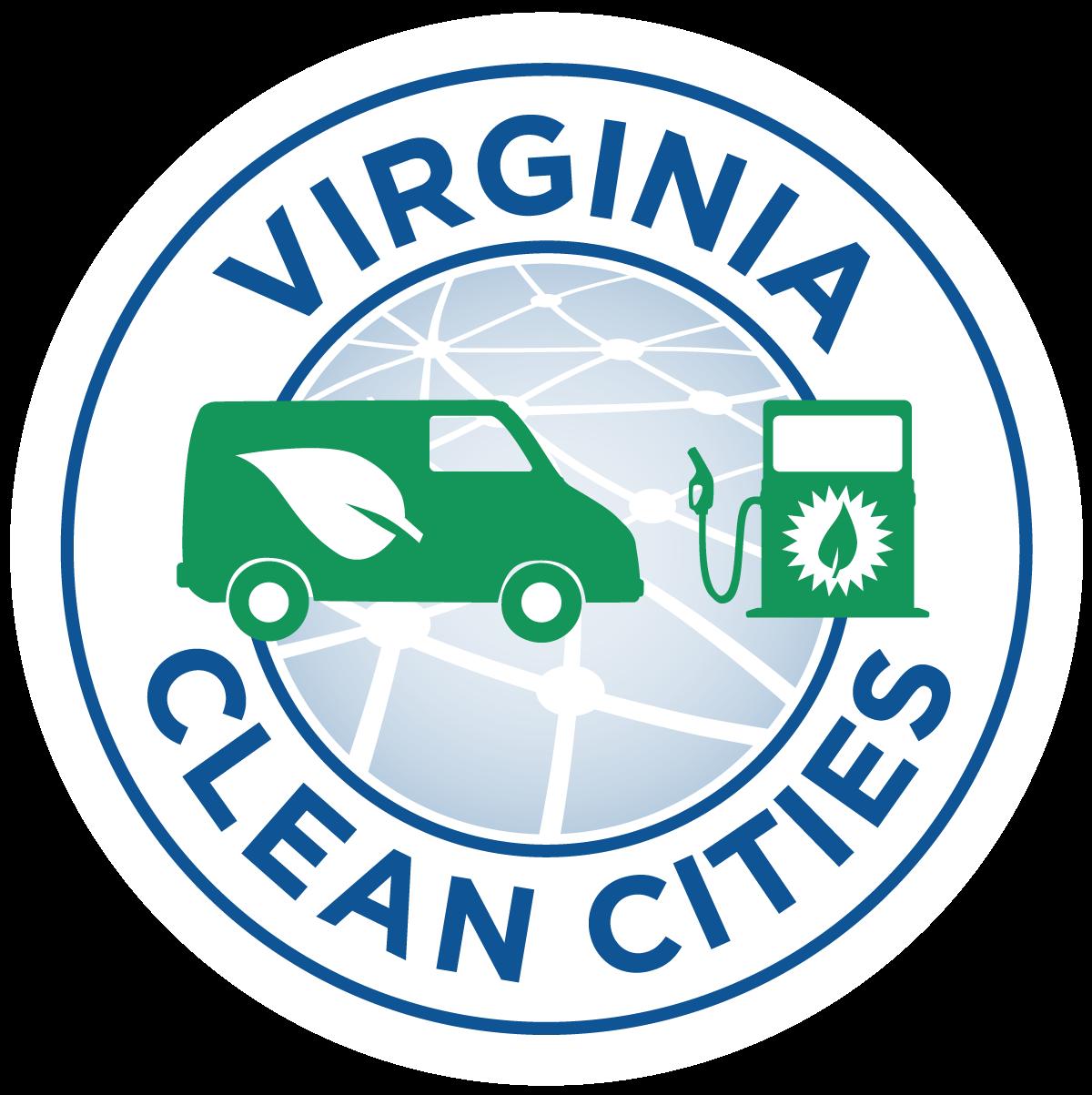 Virginia Clean Cities logo